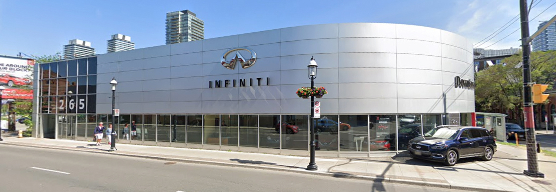 Infiniti Downtown Building