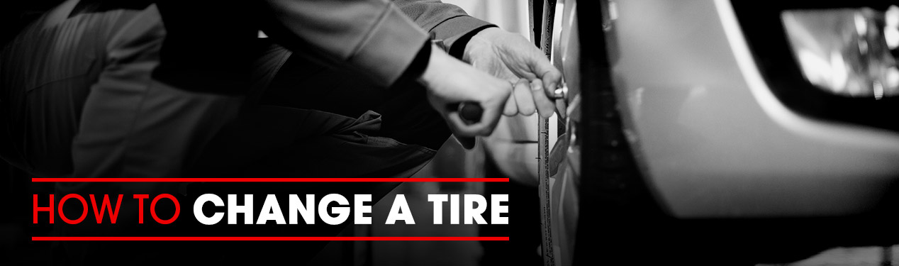 How to Change a Tire | Beckley, WV
